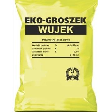 EKOGROSZEK WUJEK 31 - WORKOWANY - DOSTAWA GRATIS!