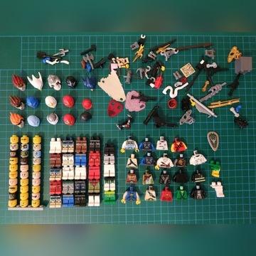 LEGO figurki ZŁOM