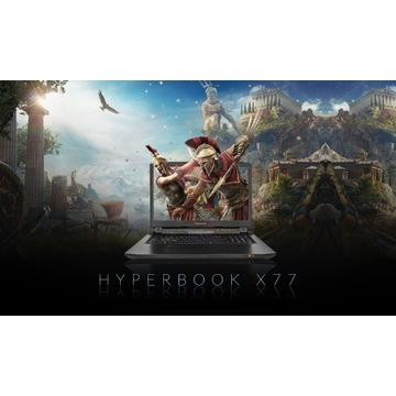 LAPTOP HYPERBOOK X77