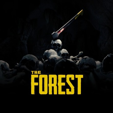 The Forest. [SZYBKA WYSYŁKA]