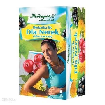 Herbatka ziołowa NA NERKI fix 20 saszetek