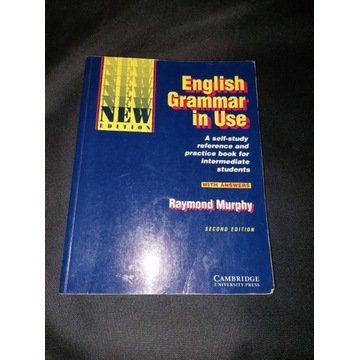 English Grammar in Use. Raymond Murphy
