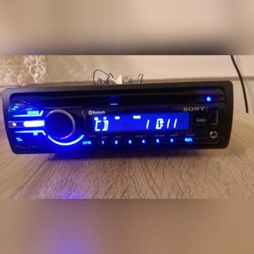 Radio samochodowe USB Sony MEX-BT3900U
