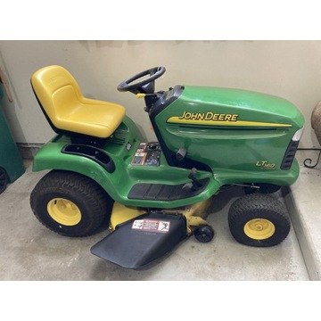 John Deere LT160 KOSIARKA Traktorek Ogrodowy
