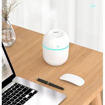 Nawilżacz powietrza Mini ultradźwiękowy USB