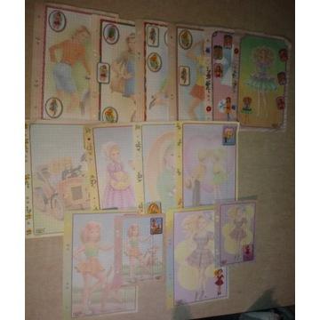Karteczki do segregatora