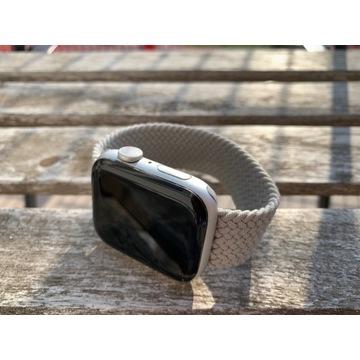 Pasek solo loop materiał Apple Watch 42/44 mm S