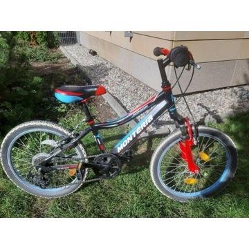 Rower dziecięcy Monteria Junior 20 MTB