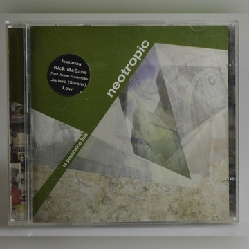 neotropic  + jarobe / swans cd