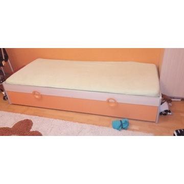Łóżko podwójne dziecięco młodzieżowe