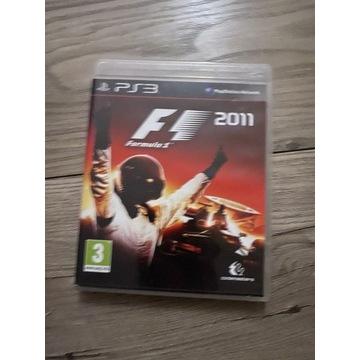 Formula 1 F1 2011 PS3 Playstation 3