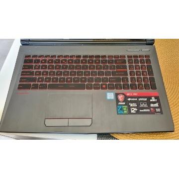 Laptop MSI gv62