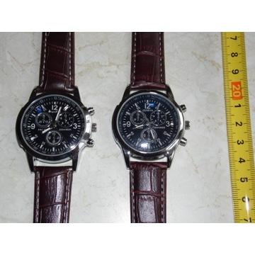 zegarki naręczne - zestaw 2 szt.