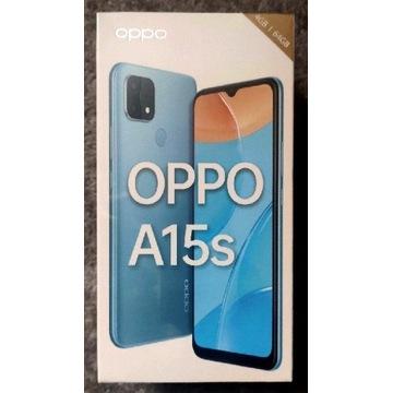 Smartfon OPPO A15s - 4/64 Nowy w -olii