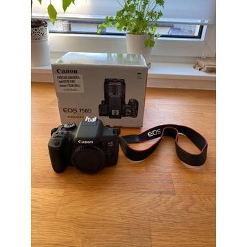Canon EOS 750D BODY 24.2Mpix