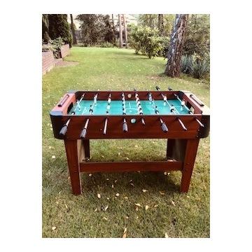 Piłkarzyki - stół - gra