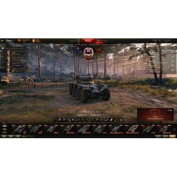 konto world of tanks