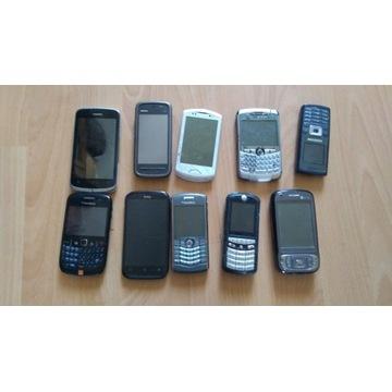 Sprzedam 10 sztuk telefonów