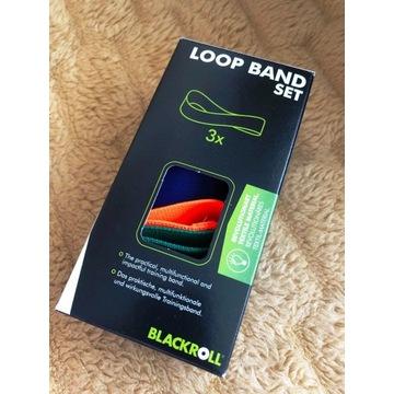 Gumy treningowe BLACKROLL Loop Band Set