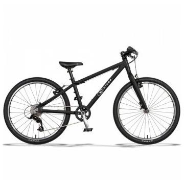 Rower junior KUbikes 24L MTB czarny