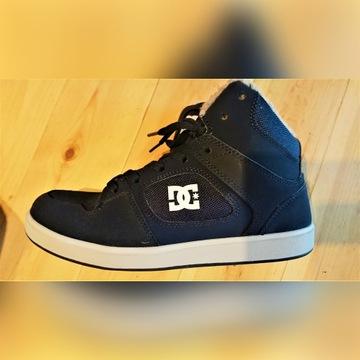 Oryginalne buty DC - wysokie - ocieplane - mega