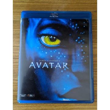 Avatar Blu-ray Polski lektor i napisy