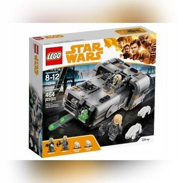 Lego 75210 Star Wars Śmigacz Molocha Nowe