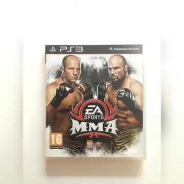 EA MMA PS3 Jak Nowa !! Okazja !! TANIO, POLECAM !!