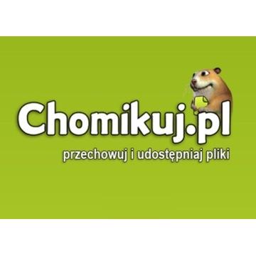 Chomikuj Transfer 40GB 30Dni Konto