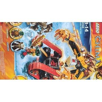 Zestaw Lego Chima 70144 Lew