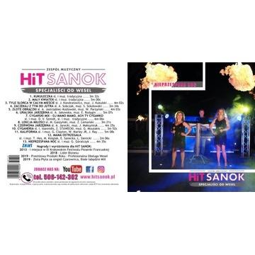 HiT SANOK - wszystkie płyty zespołu + DVD