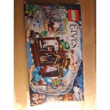LEGO Elves 41177 - Kopalnia drogocennego kryształu