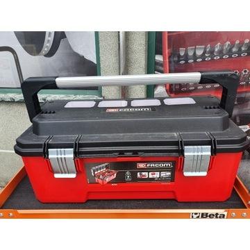 """Skrzynka narzędziowa PRO BOX - model 26"""" Facom BP."""