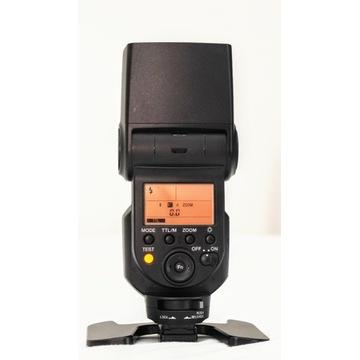 OKAZJA Lampa błyskowa Sony HVL-F43M MultiInterface
