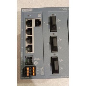 Switch Zarządzalny SCALANCE XB205-3 205-3BD00-2AB2
