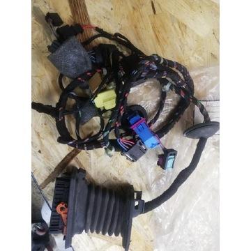 Skoda  instalacja drzwi kierowcy 3T1 971 120 BR