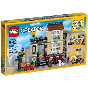 LEGO CREATOR 3w1 31065 Dom przy ulicy Parkowej NEW