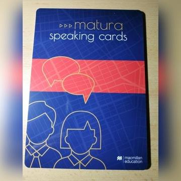 Matura SPEAKING CARDS