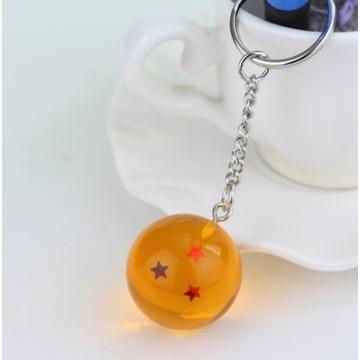 Brelok breloczek dragon ball Songo kryształowa kul