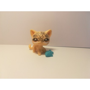 Figurka lps Little pet shop short hair unikat