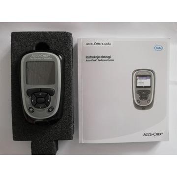 Pilot/Glukometr Accu-Chek Performa Combo
