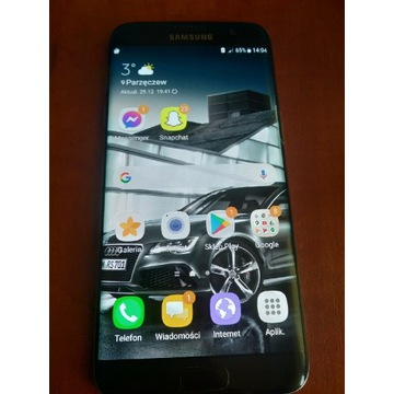 Samsung Galaxy S7 edge, stan bdb, mało używany