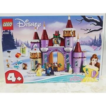 LEGO Disney Princess, Zimowe święto w zamku 43180