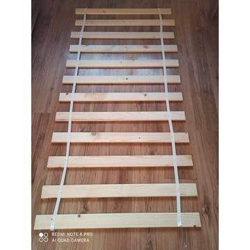 Stelaż drewniany wkład do łóżka 90x200