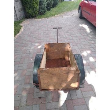 Wózek ogrodowy, transportowy
