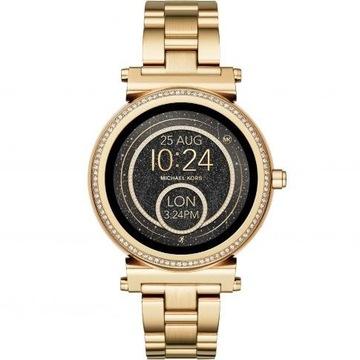 Smartwatch zegarek Michael Kors SOPHIE Walentynki