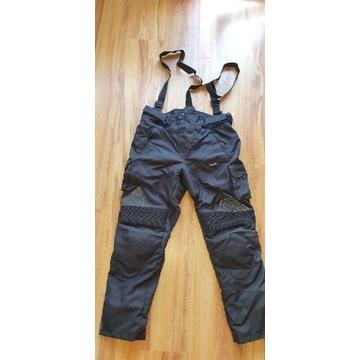 Spodnie adrenaline xxl z podpinka