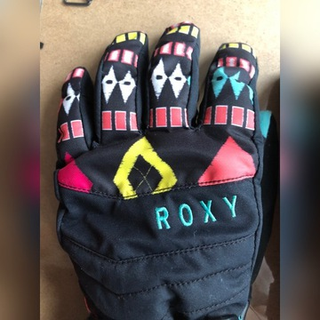 ROXY rękawice narciarskie roz.m