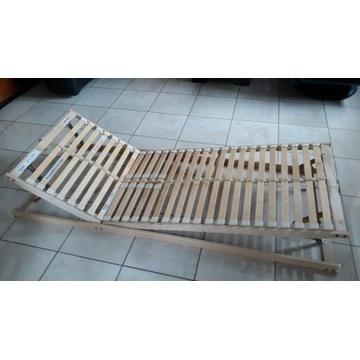 Stelaż drewniany 80x200, regulowany