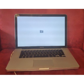 Macbook Pro 5.1 Intel Core Duo 2.8GHz NVIDIA,4/500